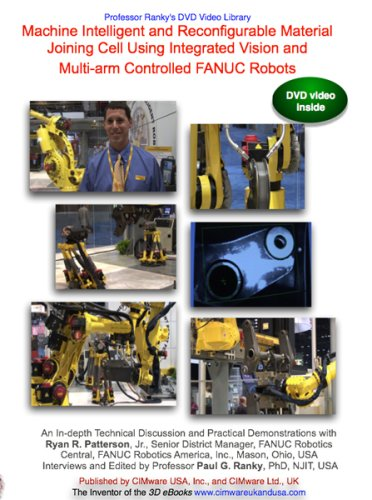 Machine Intelligent and Reconfigurable Material Joining Cell Using Integrated Vision and Multi-arm Controlled FANUC Robots