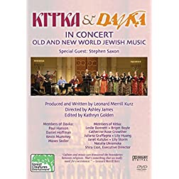 Kitka & Davka Concert: Old & New World
