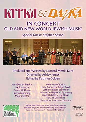 Kitka & Davka Concert: Old & New World