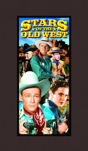 Stars of the Old West (10-DVD)