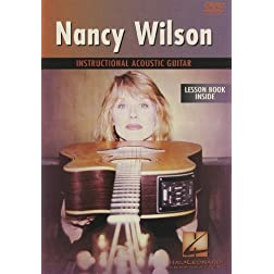 Nancy Wilson: Instructional Acoustic Guitar