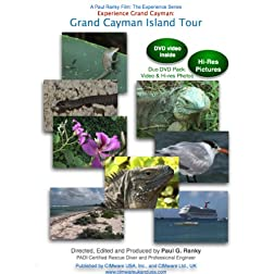 Experience Grand Cayman: Grand Cayman Island Tour