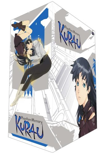 Kurau Phantom Memory, Vol. 2+Box: Double Jeopardy