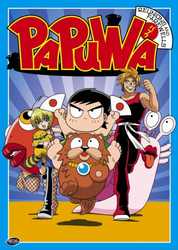 Papuwa, Vol. 6: Reunions and Farewells