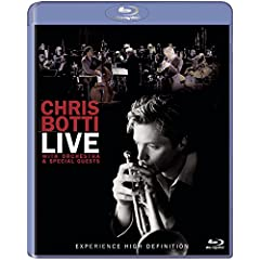 Chris Botti: Live (With Orchestra and Special Guests) [Blu-ray]