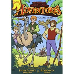 Festival of Family Classics: Adventures, Vol. 3