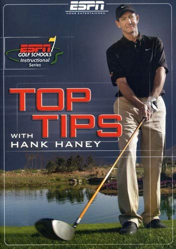 Hank Haney: ESPN Golf Schools - Top Tips