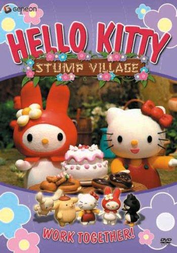 Hello Kitty: Stump Village, Vol. 6 - Work Together