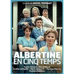 Albertine En 5 Temps-Piece De Theatre Francais