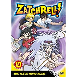 Zatch Bell!, Vol. 10