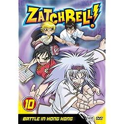 Zatch Bell!, Vol. 10