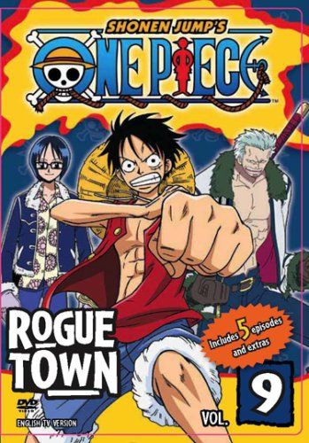One Piece, Vol. 9 - Rogue Town