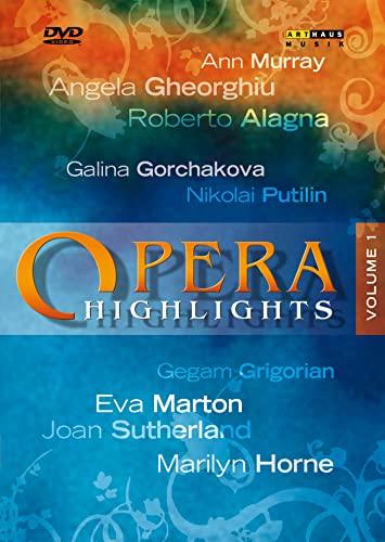 Opera Highlights, Vol. 1 - Norma, La Gioconda, Il Trovatore, Lucia di Lammermoor, La Forza del Destino, La Cenerentola, L'Elisir d'Amore, Orlando Furioso