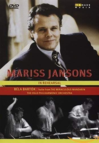 Mariss Jansons in Rehearsal