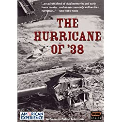 American Experience: The Hurricane of 38