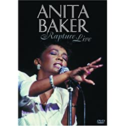 Anita Baker: Rapture Live
