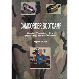 Camcorder Bootcamp - Basic Training For Shooting Great Videos