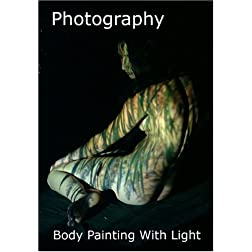 Photography Body Painting With Light