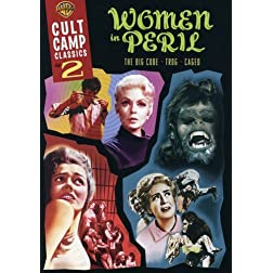 Cult Camp Classics 2 - Women in Peril (The Big Cube / Caged / Trog)