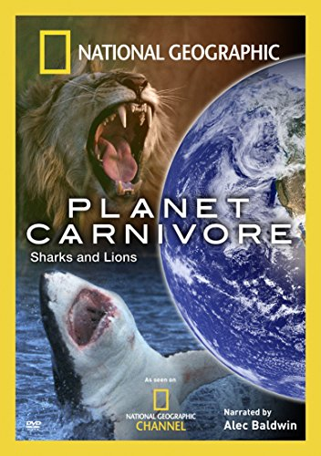 Planet Carnivore: Sharks and Lions