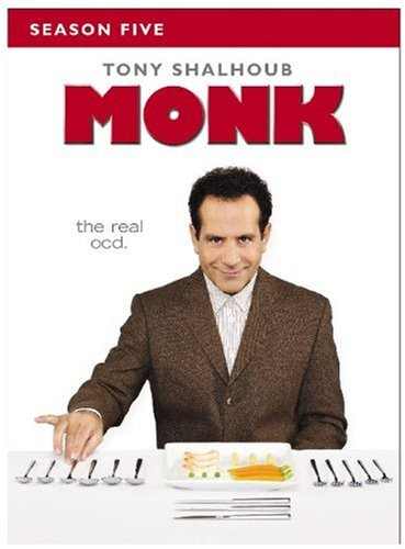 Monk - Season Five