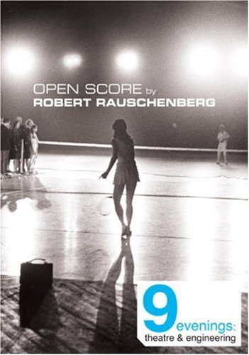 E.A.T. and ARTPIX: Open Score by Robert Rauschenberg