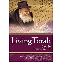Living Torah Disc 34 Program 133-136