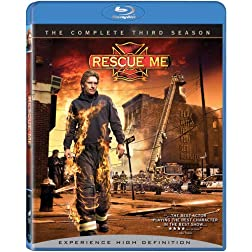 Rescue Me - The Complete Third Season [Blu-ray]