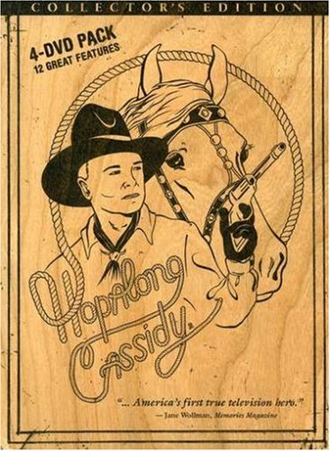 Hopalong Cassidy (Four-Disc Collector's Edition)