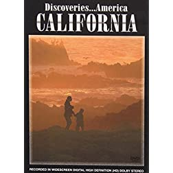 Discoveries America: California