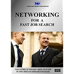 NETWORKING FOR A FAST JOB SEARCH