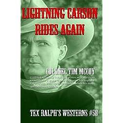 Lightning Carson Rides Again