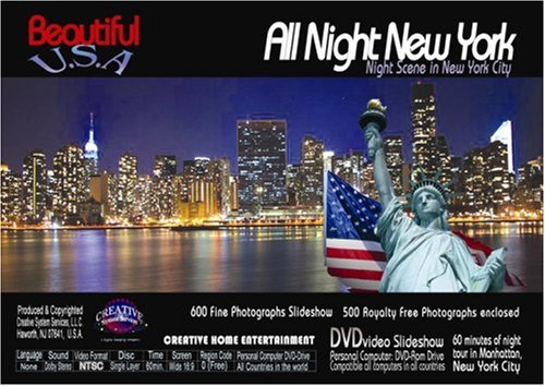 All Night New York