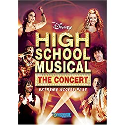 High School Musical, The Concert - Extreme Access Pass
