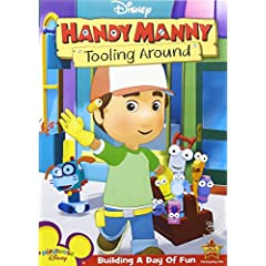 Handy Manny - Tooling Around