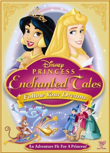 Disney Princess Enchanted Tales - Follow Your Dreams