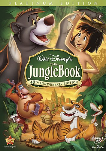 The Jungle Book (40th Anniversary Platinum Edition)