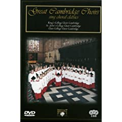 Great Cambridge Choirs