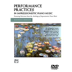 Performance Practices: Impressionistic Music