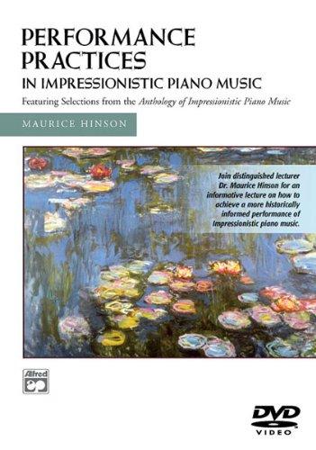 Performance Practices: Impressionistic Music