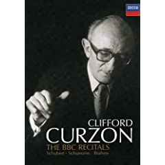 The BBC Recitals: Schubert, Schumann, Brahms [DVD Video]