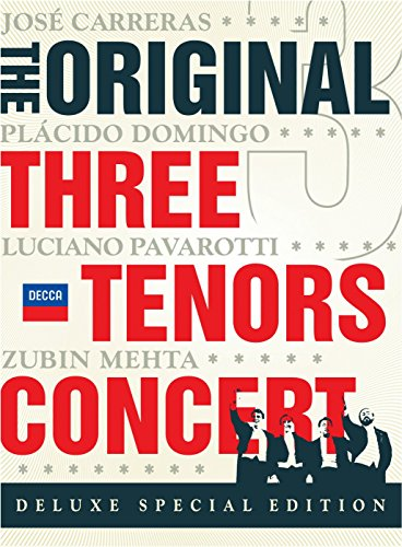 The Original Three Tenors Concert