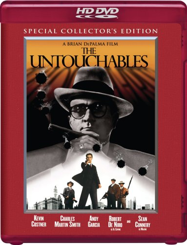 The Untouchables (Special Collector's Edition) [HD DVD]