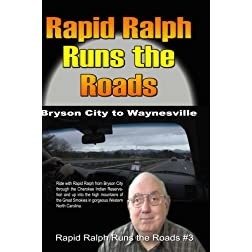 Rapid Ralph Runs the Roads #3