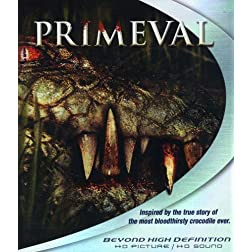 Primeval [Blu-ray]