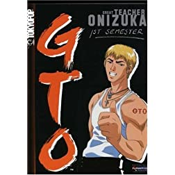 GTO - Semester 1 Box Set