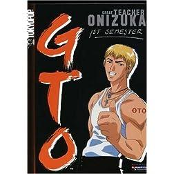 GTO - Semester 1 Box Set