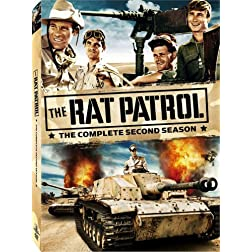 The Rat Patrol - The Complete Second Season