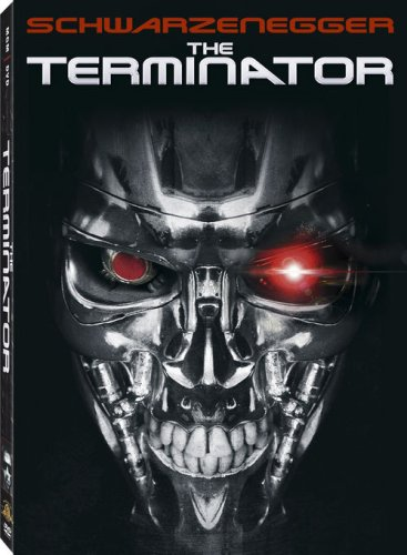 The Terminator (Lenticular Cover Edition)