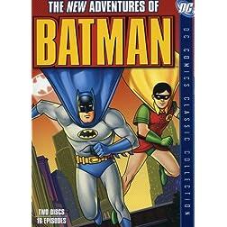The New Adventures of Batman - (DC Comics Classic Collection)